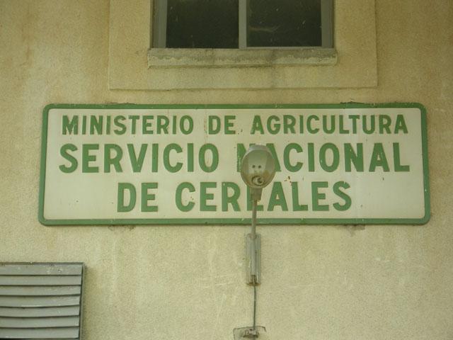 Servicio Nacional de Cereales