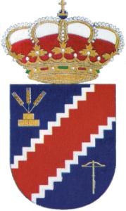 Escudo de Las Pedrosas