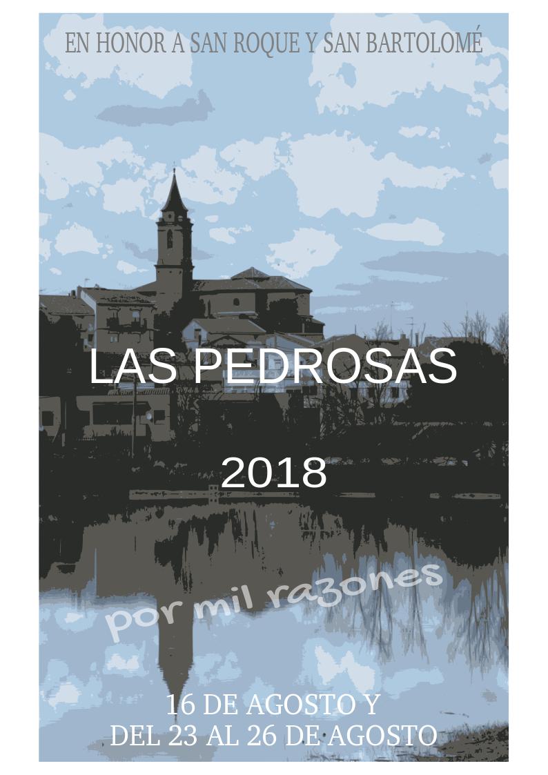 Fiestas Las Pedrosas 2018