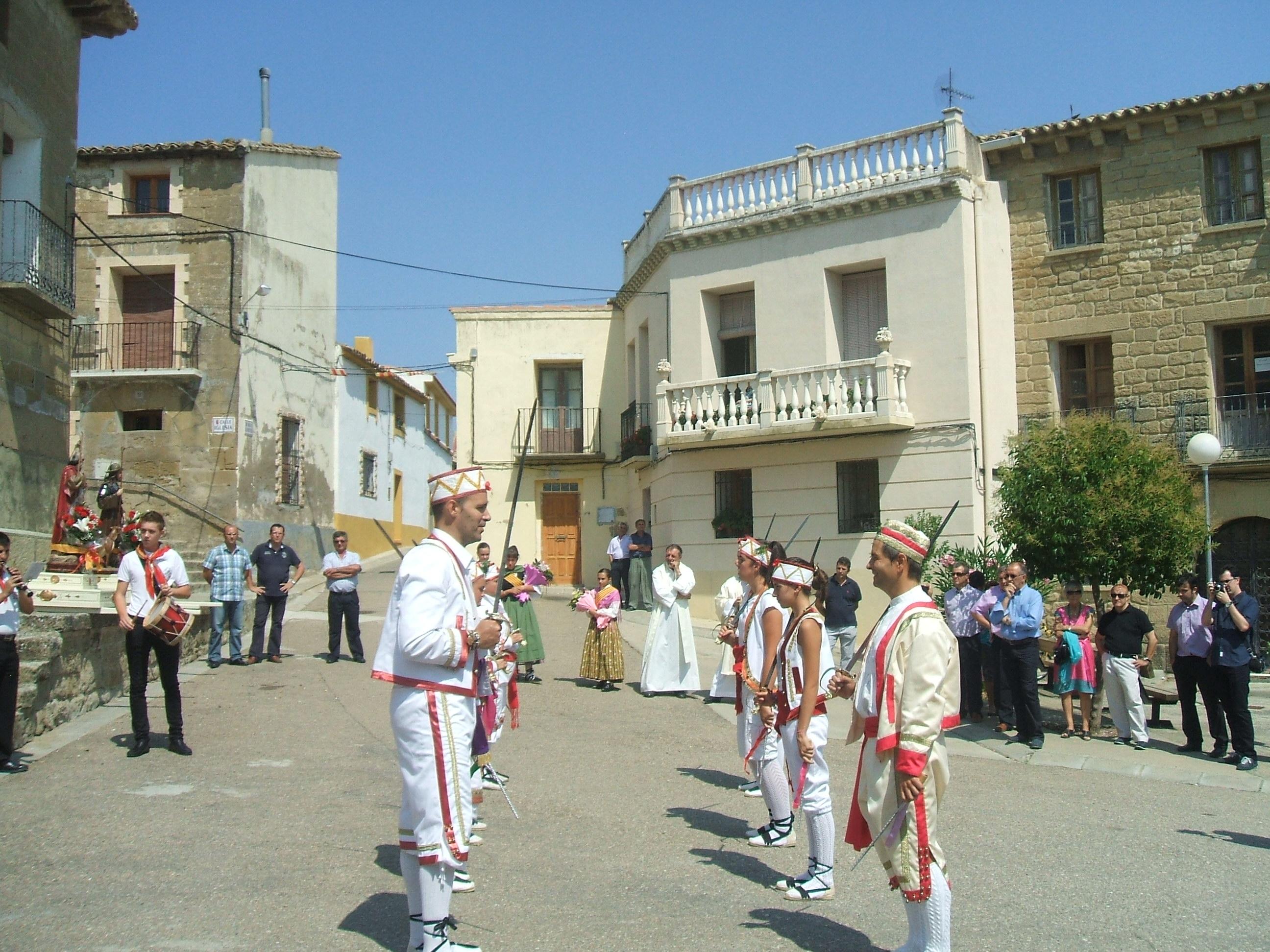 Danzantes de Las Pedrosas
