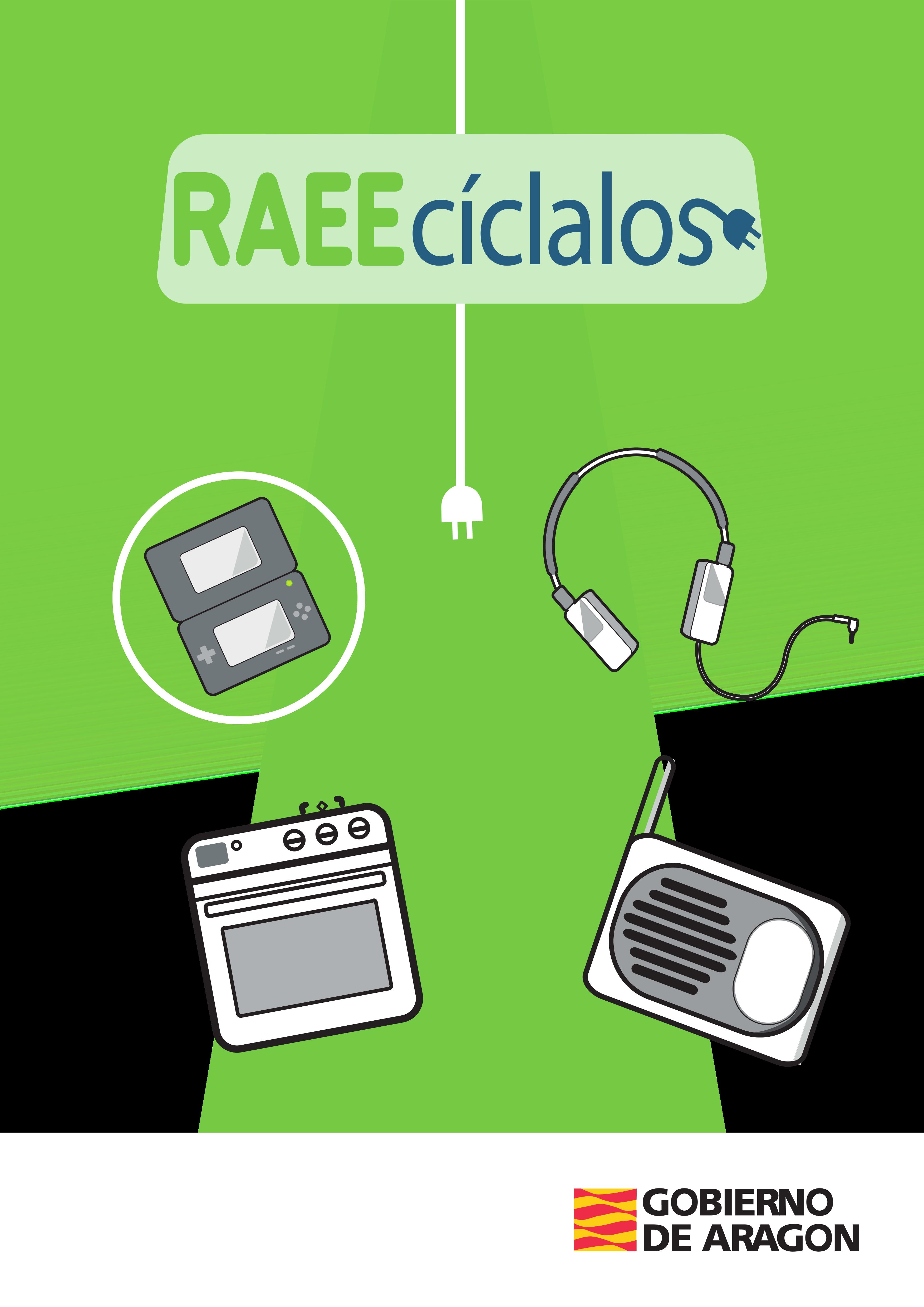 Exposición RAEE Las Pedrosas