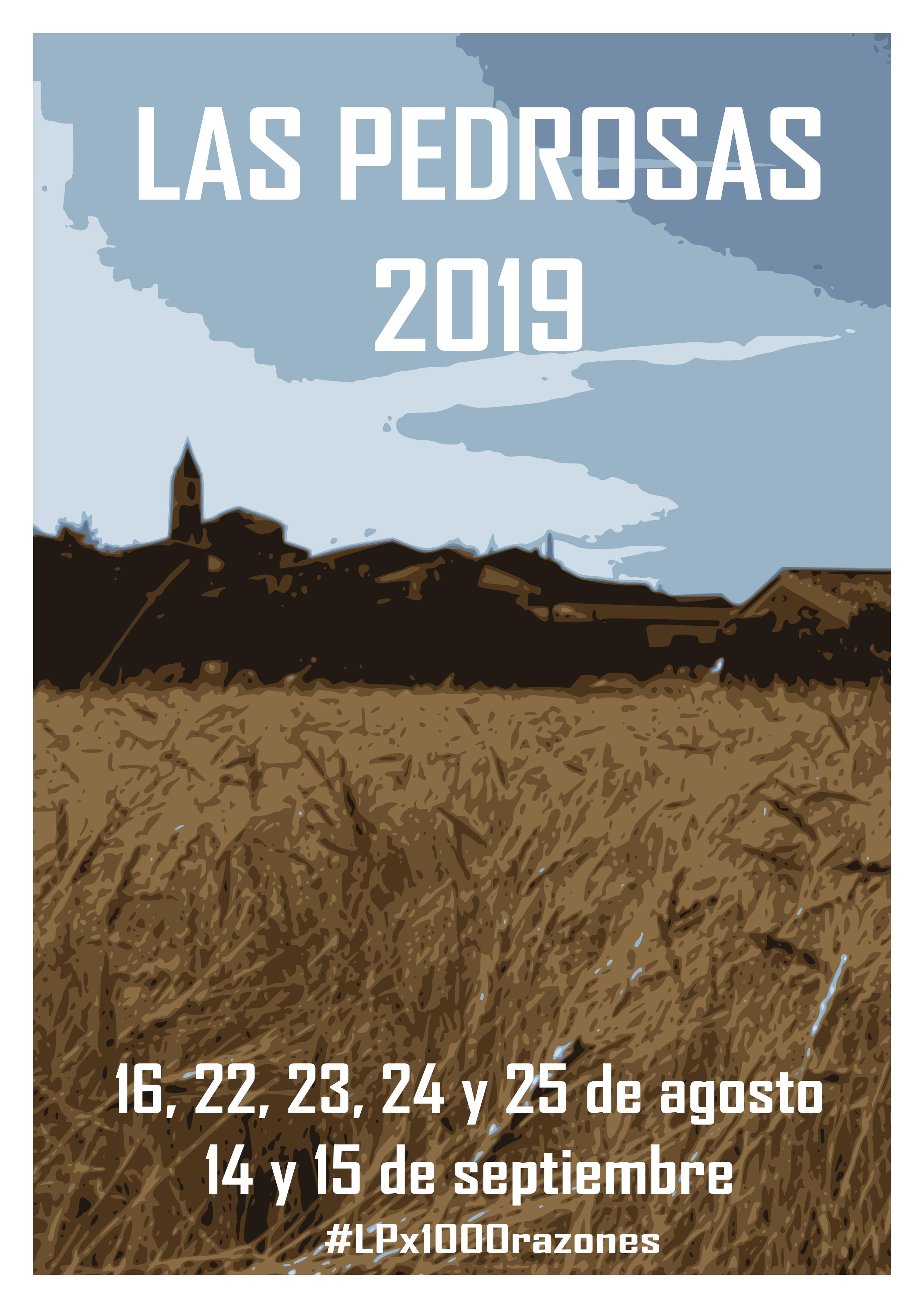 Fiestas Las Pedrosas 2019