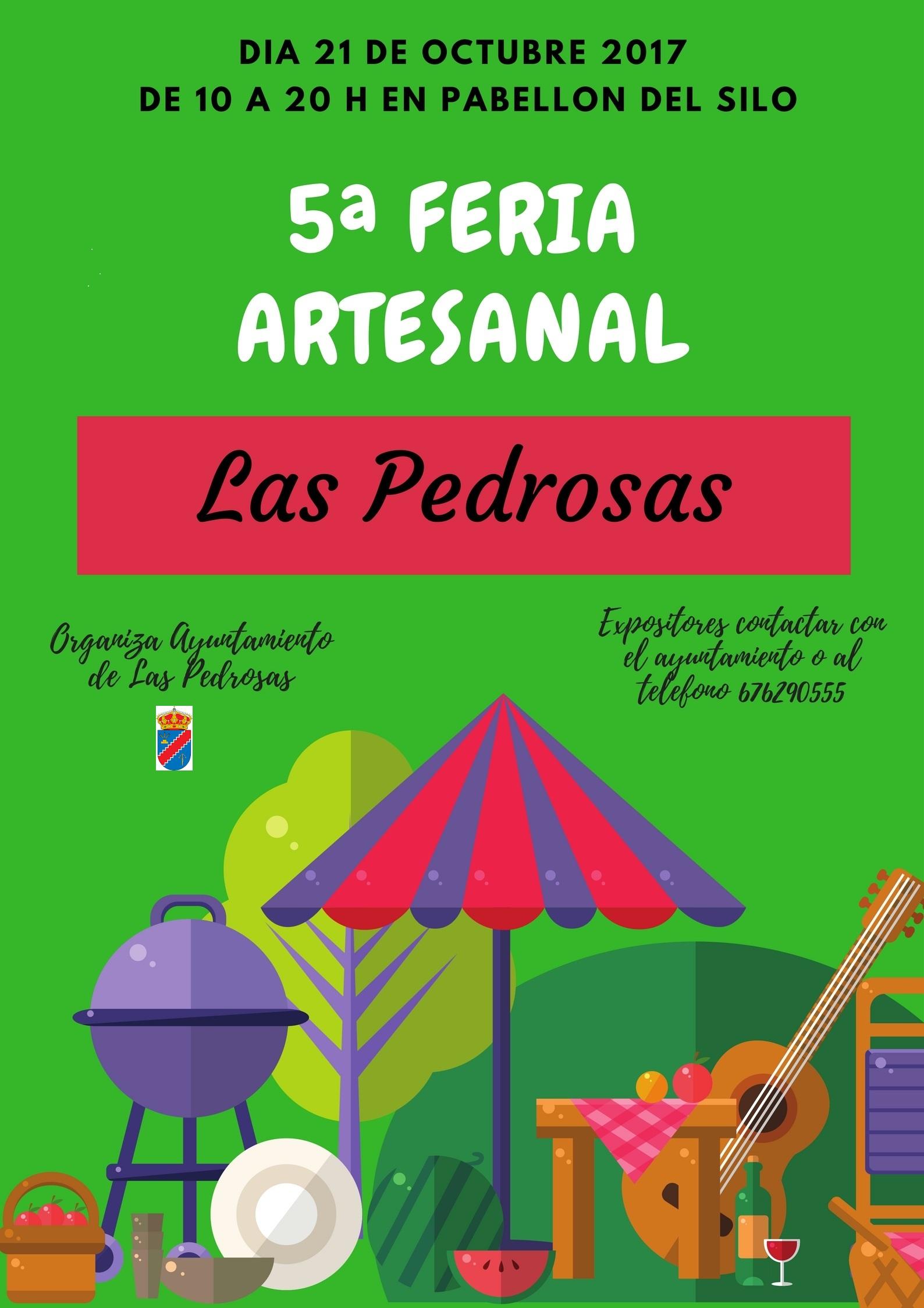 V Feria del Producto Aragonés en Las Pedrosas